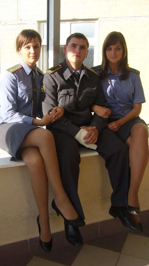 俄罗斯警校美女真开放 新华网重庆频道