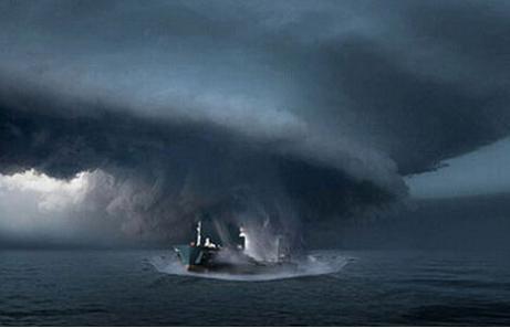 揭秘:百慕大三角海底金字塔是谁造的?外星人?海底人?