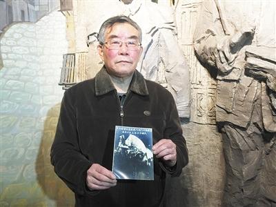 周后裔傅德仁将朝天门老照片捐给重庆历史名人馆.这张照片是在朝图片