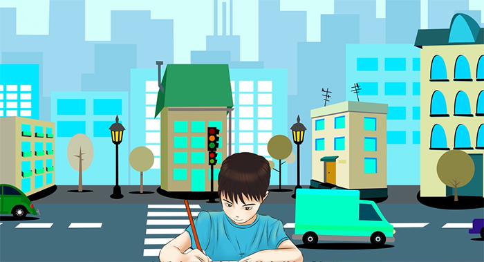 """【MG动画】这是演绎兴发娱乐xf187手机版""""四则运算""""的高手"""