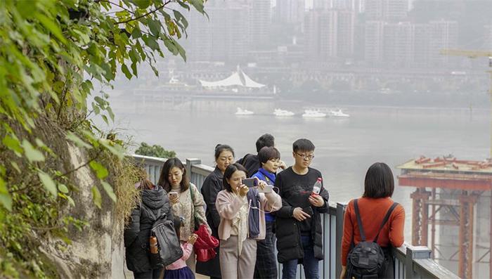 """""""两江四岸"""":打造""""世界级兴发娱乐xf187手机版滨水景观"""""""