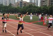 渝北区龙山小学举行第三届梦想总动员体育节