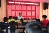 合川区青少年活动中心开展青少年安全自护教育公益活动