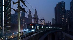 兴发娱乐网页版登录海棠溪地铁站走红 酷似漫画中梦幻场景