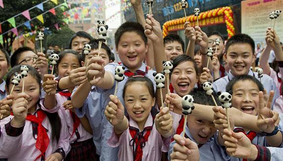 重庆:儿童节的文化大餐