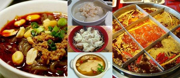 重庆高票当选十大中国美食城市特色个数逐龙虾网美食美食节红淮安图片