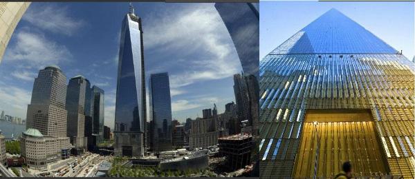 组图:纽约新世贸中心开门迎客