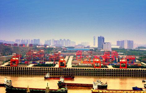 重庆保税港区:具备四大主要功能