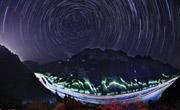 码头、星河、长江图 这些巫峡之景你看过吗?