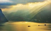 多个角度看三峡 巫山盛景美如画