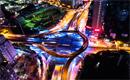 航拍立交-重庆城市之光