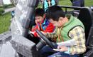 新華重慶小記者走進世界第一大全地形車生産基地