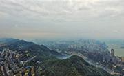 春日航拍重慶主城生態美景
