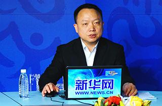 重慶市商務委員會副主任廖紅軍