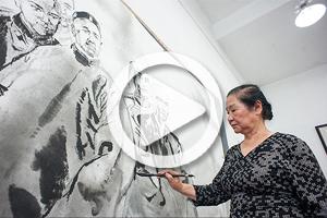 【訪談】江碧波的《中華上下五千年》