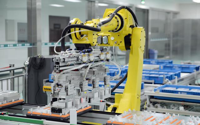 重慶市機器人産業技術創新聯盟3年突破17項關鍵技術