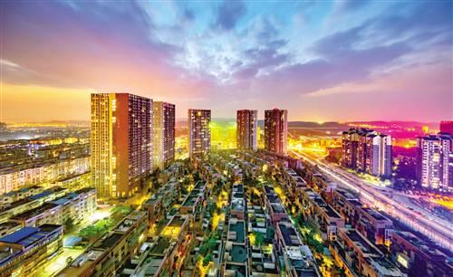 """九龍坡:工業重鎮中建起""""美麗鄉村"""""""
