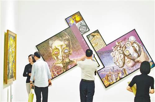 西永綜合保稅區:進口藝術品也能先看後買
