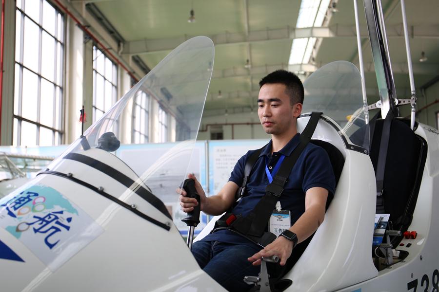 打探川渝輕型運動飛機飛行員招募 首批學員最快年底拿證