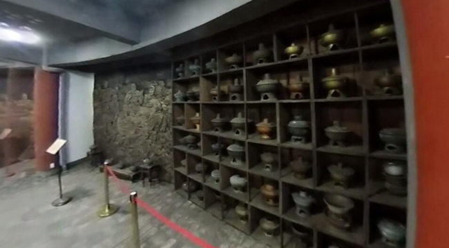 VR视界下的巴渝火锅文化