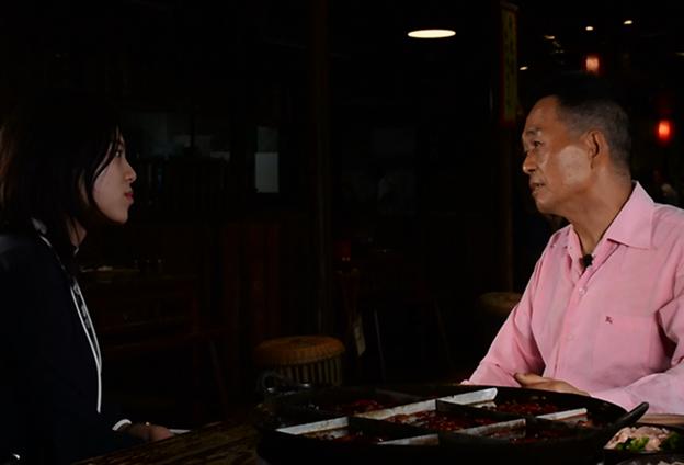 """重慶火鍋最原始的雛形是""""水八塊"""""""