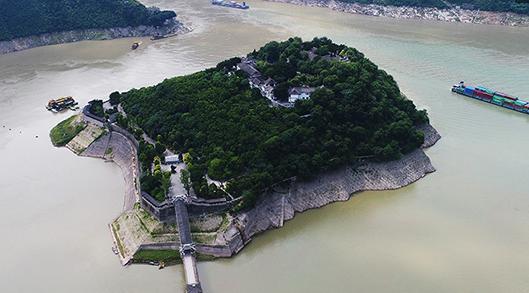 視頻:飛閱三峽明珠白帝城