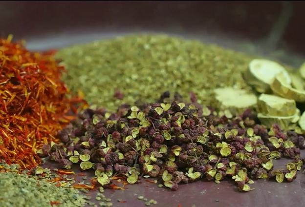 花椒造就了味蕾的歡愉,還能祛濕除潮