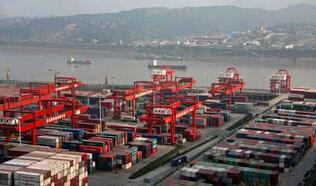 兩路寸灘保稅港區:1-7月規上工業産值達316.06億元