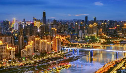 重慶江北區入選全國文明城市