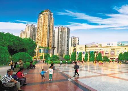 九龙坡:城市管理有温度