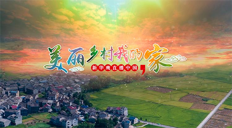 """""""美麗鄉村我的家""""新華鷹直播 帶你看重慶的鄉村振興"""