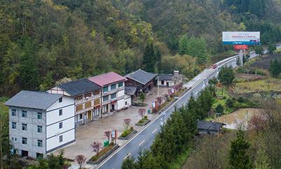 石柱建設新農村 投資3千萬進行綜合環境整治提升
