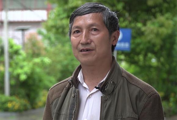 【採訪】中元村第一批搬遷村民黃友發