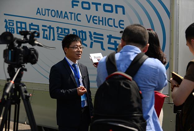 智慧交通体系的建立是自动驾驶运行的基础