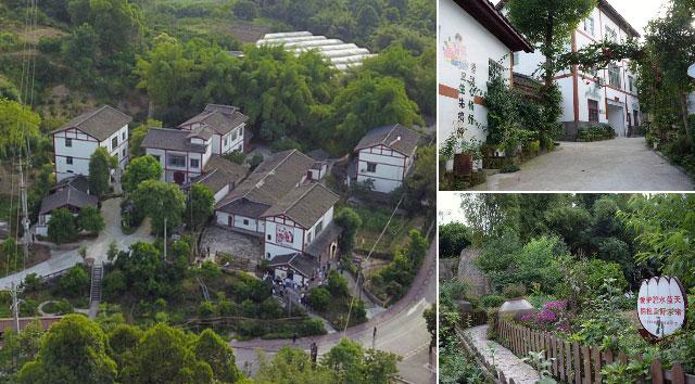 【美丽中国长江行】人居环境改造 重庆乡村颜值气质双提升