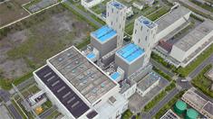 长江上游的这座电厂 绿色环保有一套