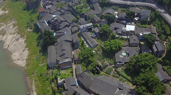 【美丽中国长江行】漫步白沙古镇 回望千年旧时光