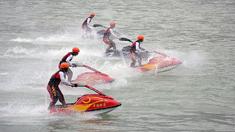 2018中國摩托艇聯賽重慶彭水站開賽