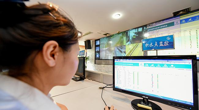 沙坪坝暴雨积水监控系统 实时监测城市积水情况