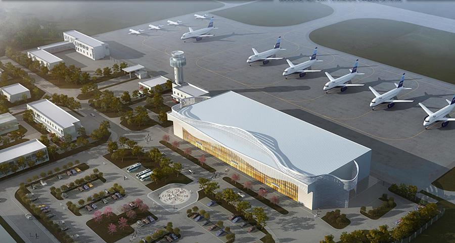 武隆机场全面开工 有望明年建成后年投用