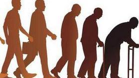 到2050年老年人将占我国总人口约三分之一