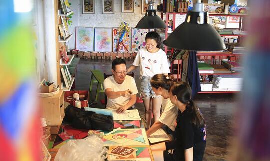 重庆北碚:多彩校园迎开学