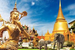 """赴泰中国游客数量连降3个月 """"十一""""期间回升"""