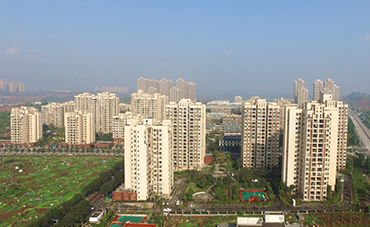 兩江新區水土高新生態城安置房