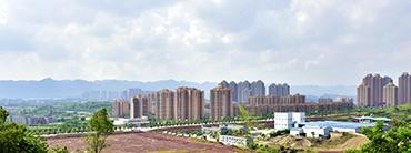 兩江新區水土高新技術産業園和源家園