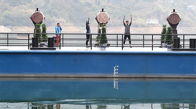 《歸來三峽》開演進入最後衝刺階段