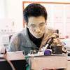 興趣教他成為單軌檢修技術大師