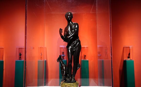展覽合計展出170余件藝術珍品