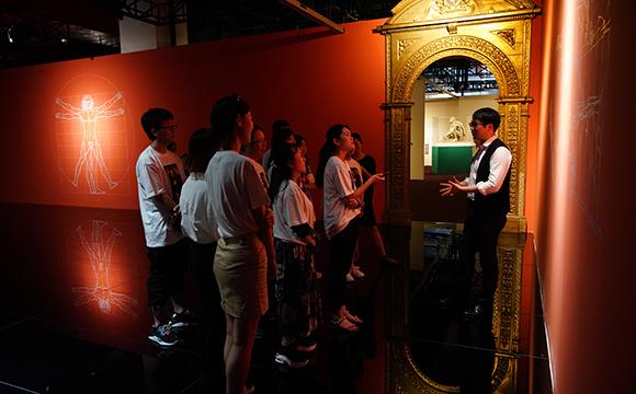 這批藝術品由意大利貝利尼家族21代人、歷經600年的收藏傳承所保留下來
