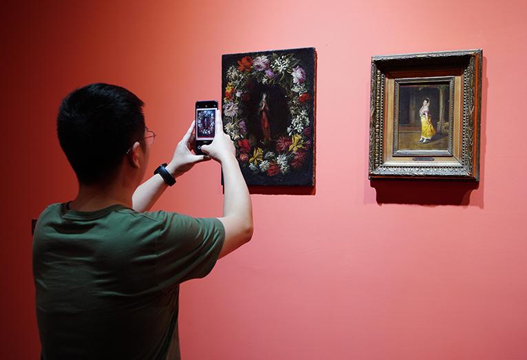 文藝復興特展亮相重慶美術館 超長展期等你來看